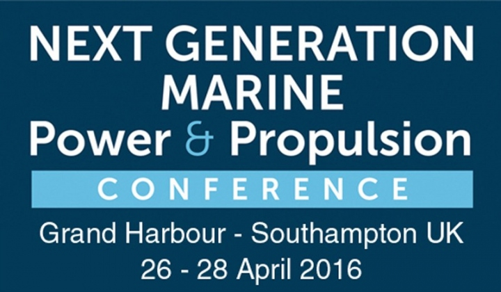 Next Generation Marine Power  Propulsion - with location  dates