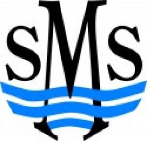 SMS newest logo Black&Blue