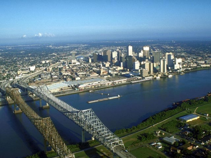 New Orleans is a perfect host city for the WorkBoat Show