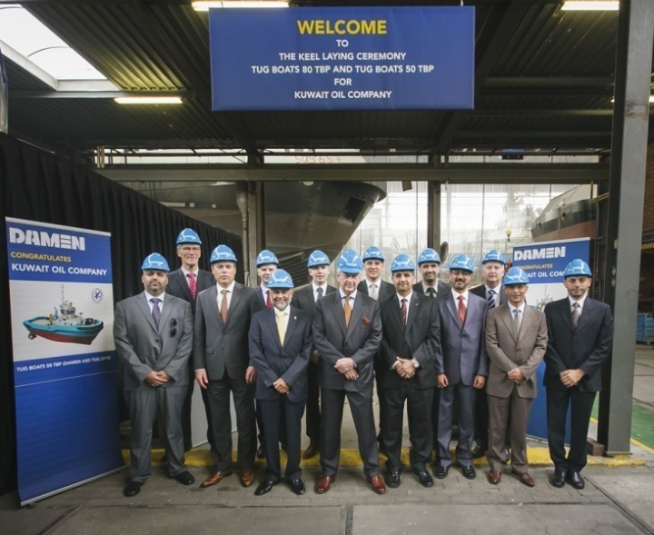 Keel-laying KOC (5)