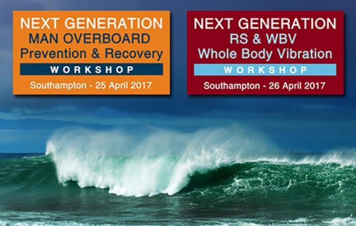 Man Overboard Workshop - RS & WBV Workshop - 25 & 26 April 2017