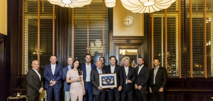 20161205 Contract signing FORTESCUE METALS GROUP