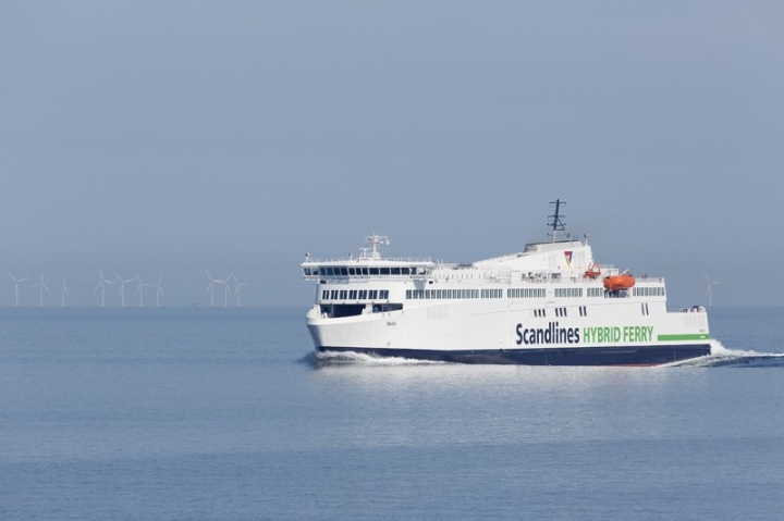 Ferry operator Scandlines in Denmark replaced all other kinds of pipe seals on the recently built ferries M/F Berlin and M/F Copenhagen with Roxtec transits.