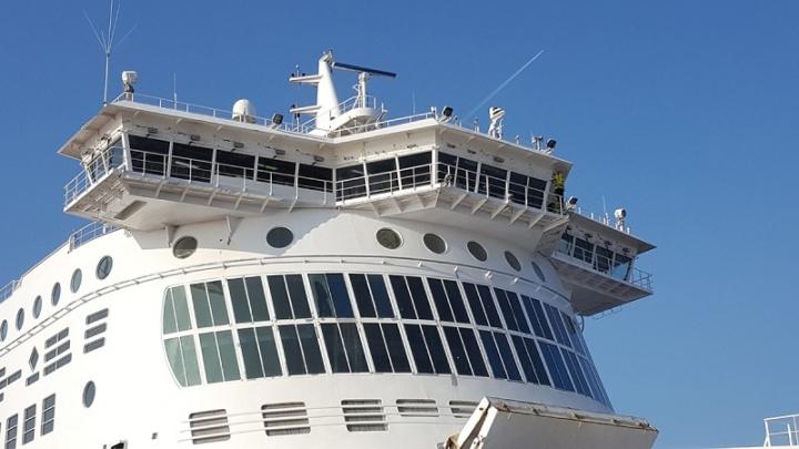 Dover seaway works in progress