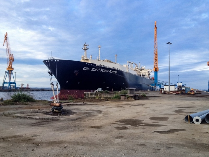 LNG carrier GDF Suez Point Fortin (1) lowres