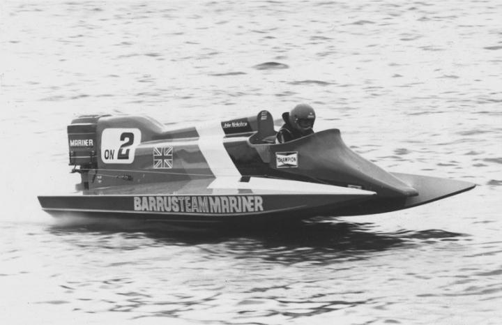 Mariner Powerboat History