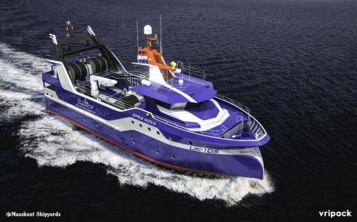 Damen twin-rig fishing trawler_artist impressions_lowres