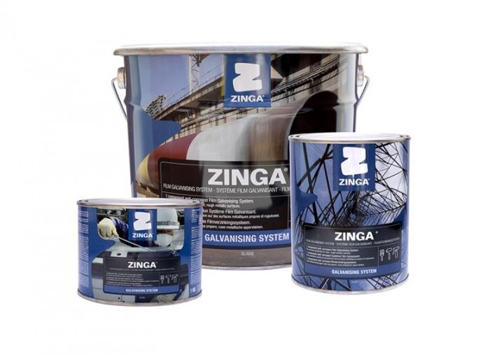 compositie Zinga potten