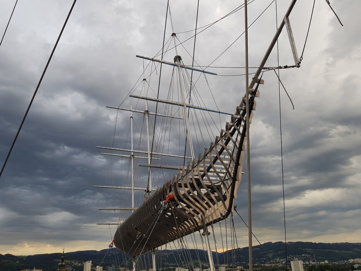 Flying Ship Austria