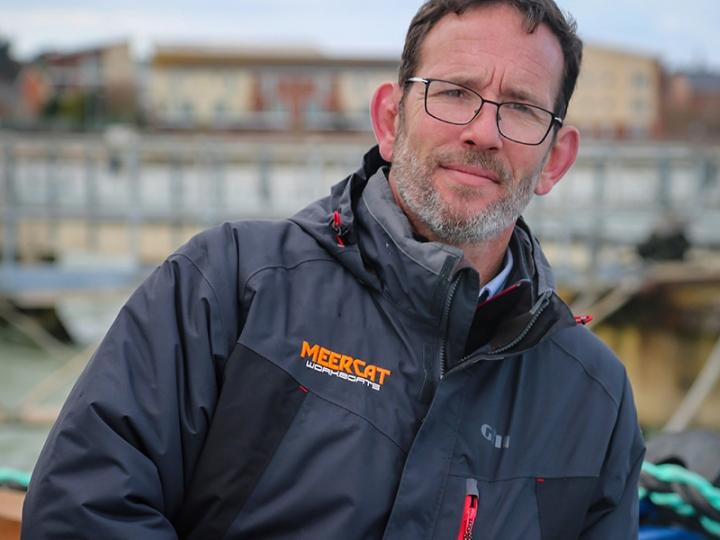 David Rutter Meercat Boats