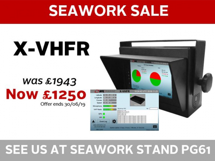 Seawork Sale X-VHFR