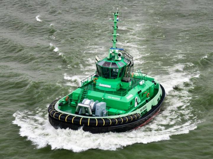 Offshore Marine Vessel