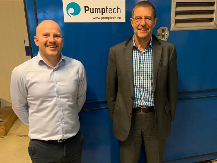 Motive Offshore Group Aquires Pumptech