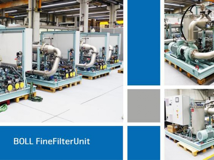 Maritime Filtration Machinery