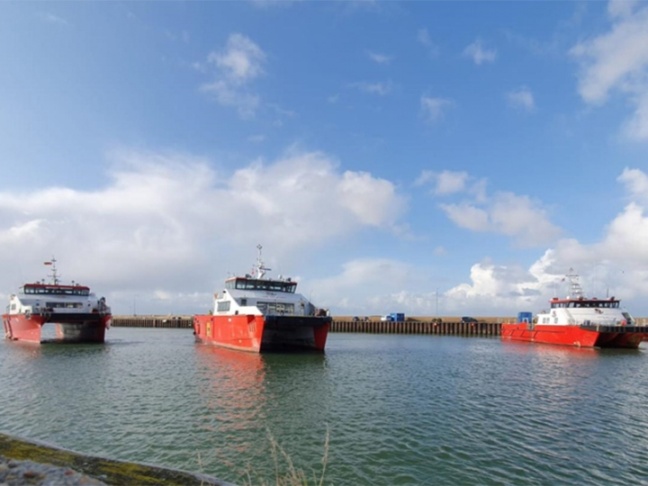 Marine Support Vessels