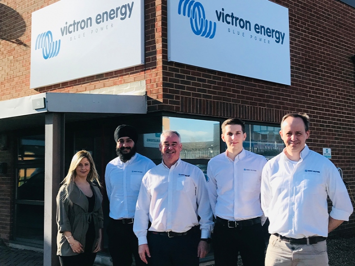 Victron Energy Solutions