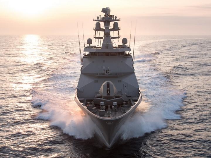 Long Range Ocean Patrol Vessel