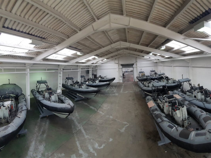 RHIBS Rigid Hulled Inflatable Boats