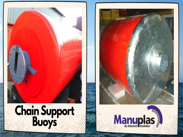 Chain Support Buoys