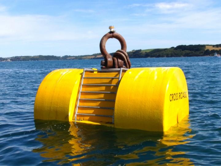 Foam Filled Barrel Buoys
