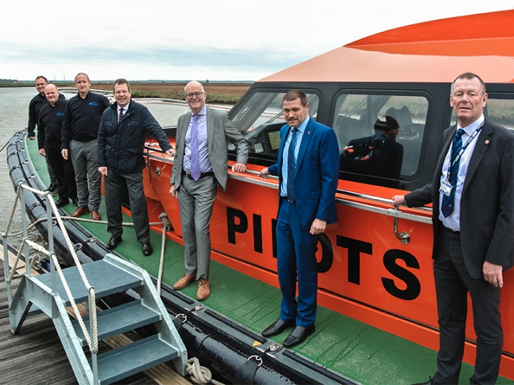 Pilot Boat Fleet
