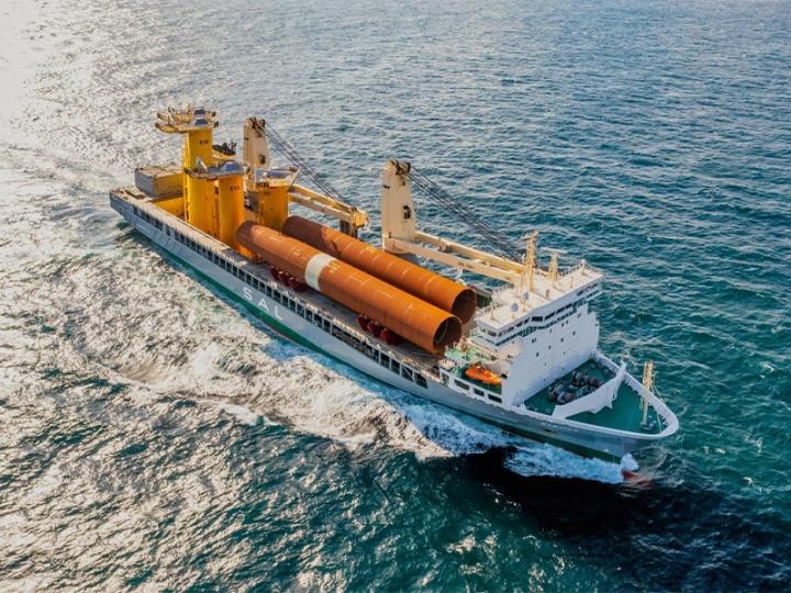 Marine Barge