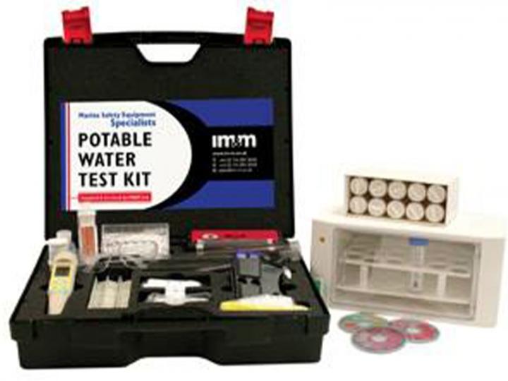 Marine Drinking Water Test Kits