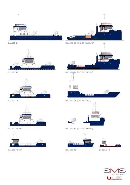 Marine Workboats