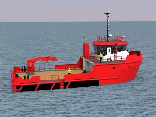 Marine Workboat