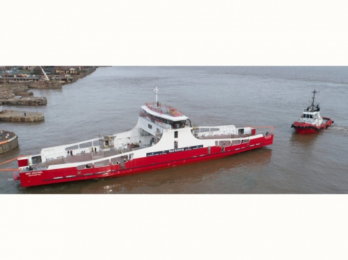 Red Kestral Ferry
