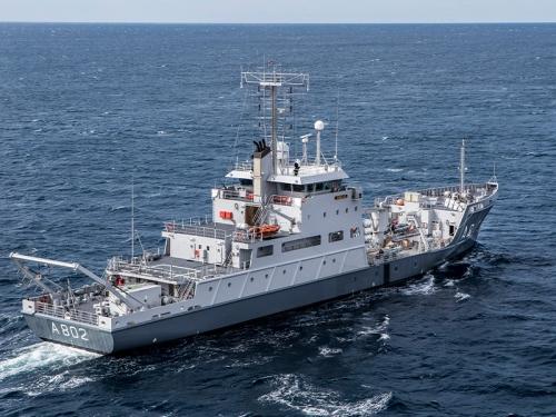 Royal Netherlands Navy Vessels