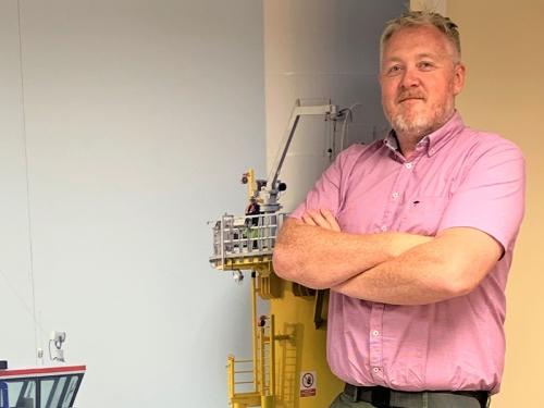 Billy Hamilton of Manor Renewable Energy