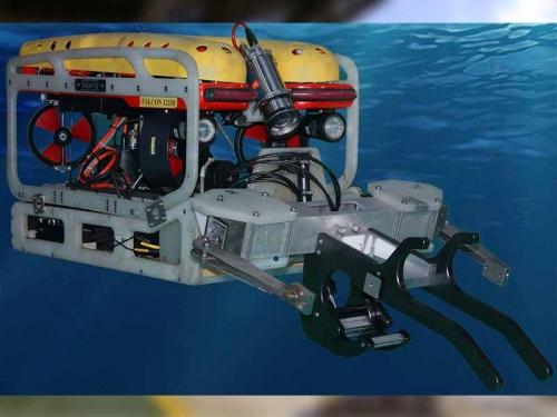 Saab Seaeye Falcon underwater robot