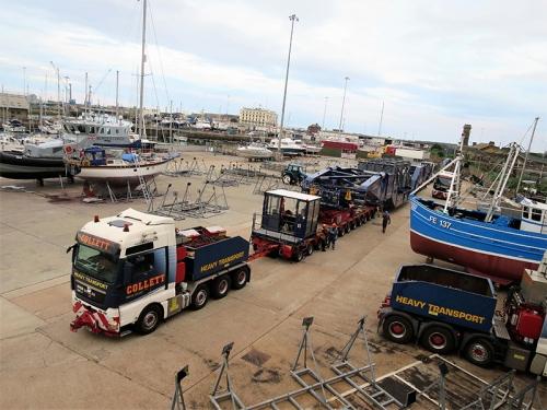 Collett & Sons Marine Transportation