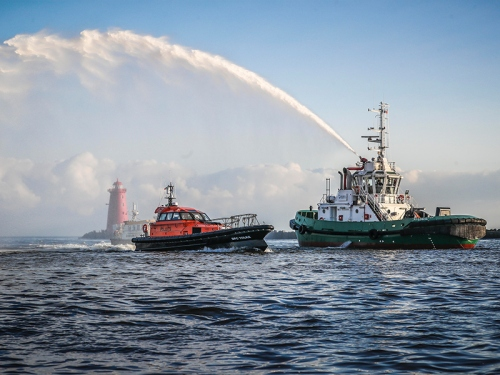 ORC Pilot Boat