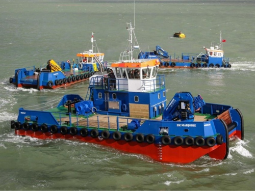 Meercat  Steel Boats