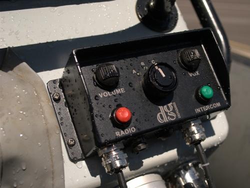 DIAMOND Intercom & Radio Combiner System