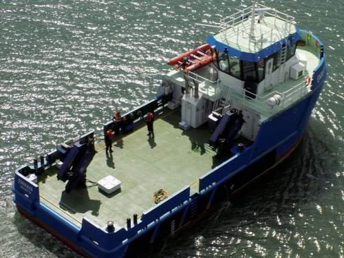 24m Aquaculture Workboat