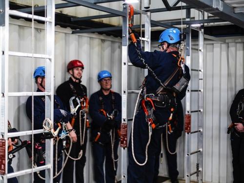 Maersk Training Team