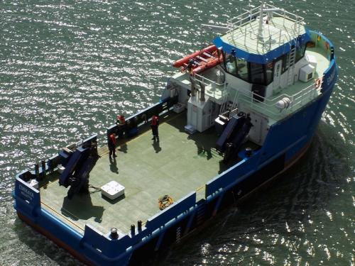 Marine Vessel