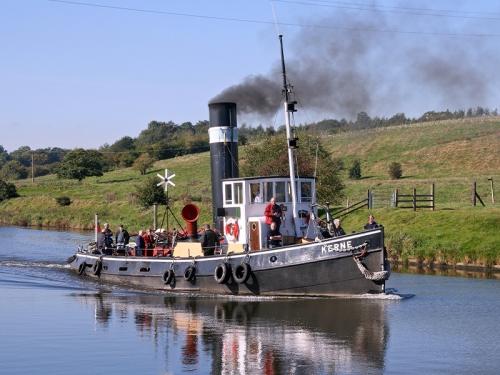 Steam Tug