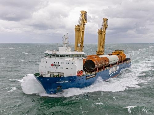Jumbo Marine Transporter