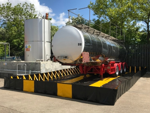 Spill Containment Tanks