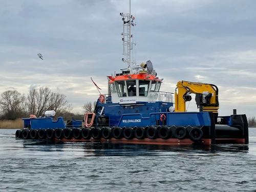 Multicat Barge