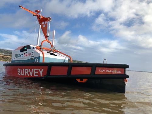 Marine Survey Vessel
