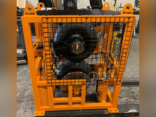 Subsea Cable Layer