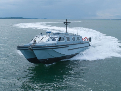 AEUK Awards Diverse Marine New Contract