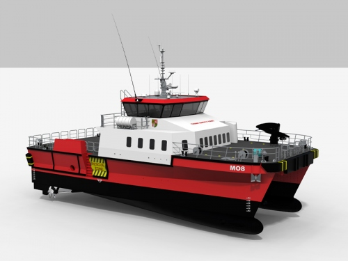 MO8 Sea Vessel