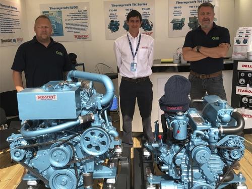 Thornycroft Engines