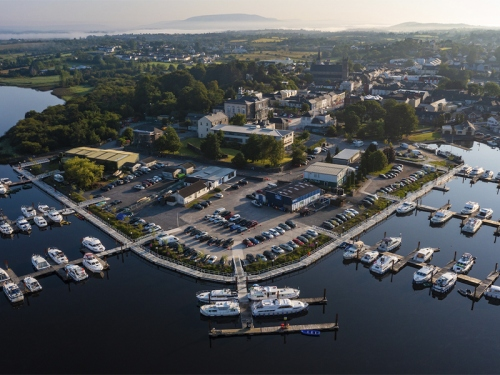 Shannon Public Marina